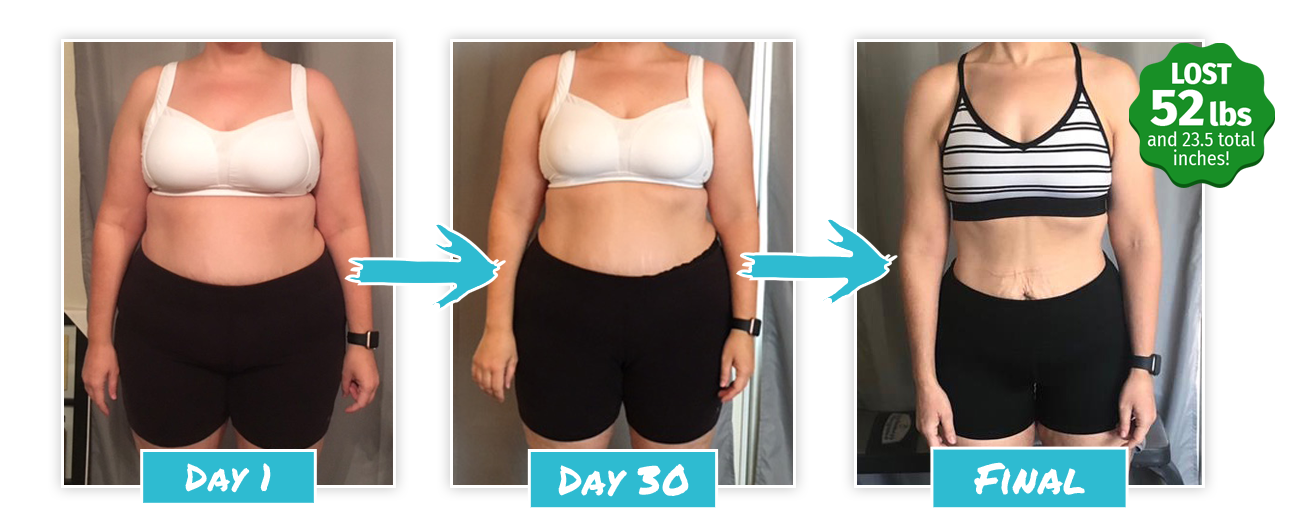Weight Loss Journey – Bonnie
