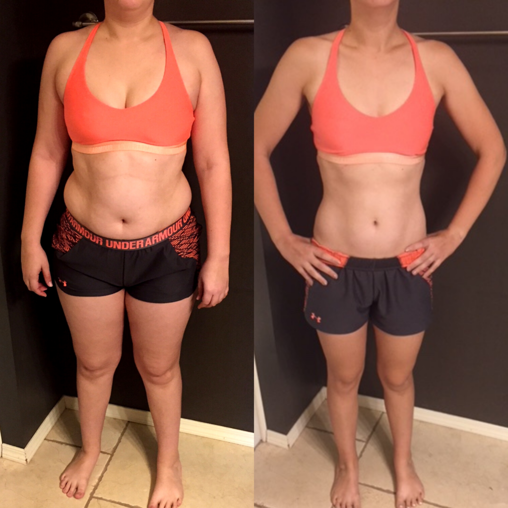 Kasey Ballard - Down 42 pounds and 16.5 inches (W&H)